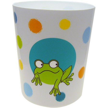 frog trash can - 1