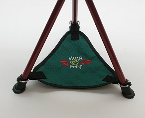 Byer Of Maine Trilite Folding Camp Stool Lightweight