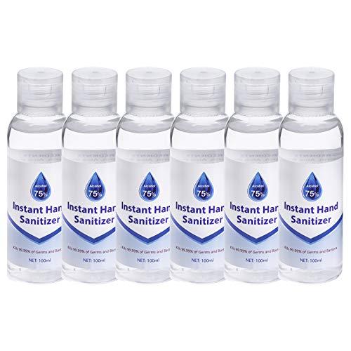 6 x 100 ml Instant Hand Sanitiser – 75% Alcohol