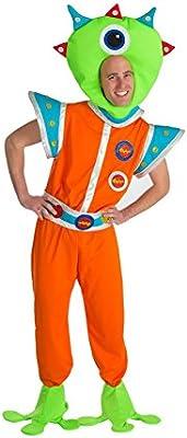 Disfraz de Marciano para hombre: Amazon.es: Juguetes y juegos