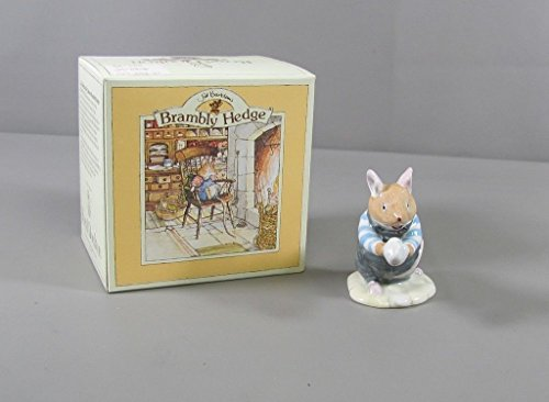 851 Royal Doulton Brambly Hedge TEASEL Figurine with Box Royal Doulton Brambly Hedge