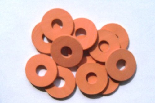 Rubber Glass Seal (Replacement Self Forming Gasket for Swing Top Bottles From Bormioli Rocco, Ez Cap 24 Pcs)