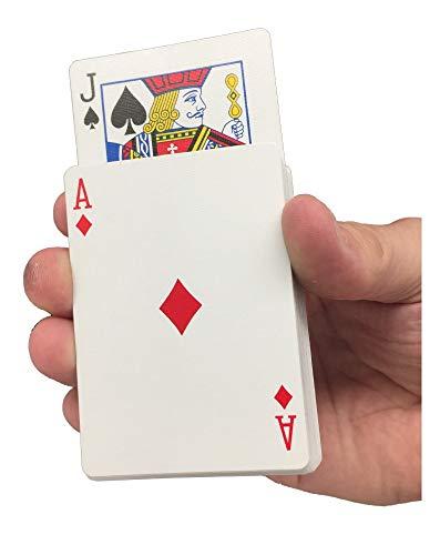 (Magic Rising Card Deck Trick - Blue Back)