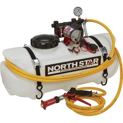 Sprayer Agricultural - NorthStar High-Pressure ATV Tree Sprayer - 16 Gallon, 2 GPM, 12 Volt