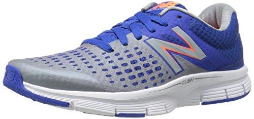 888546339194 - New Balance Men's M775V1 Neutral Running Shoe, Grey/Blue, 9.5 4E US carousel main 0