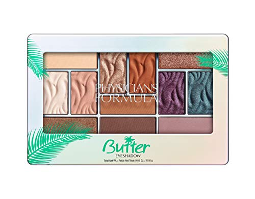 (Physicians Formula Murumuru Butter Eyeshadow Palette, Tropical Days, 0.55 Ounce)