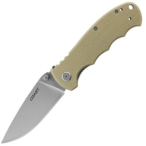 Coast DX356 Double Lock Folding Knife