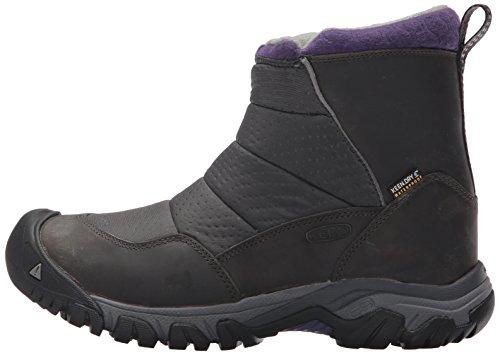 Pictures of KEEN Women's Hoodoo iii Low Zip- 1017735 Earl Grey/Purple Plumeria 5