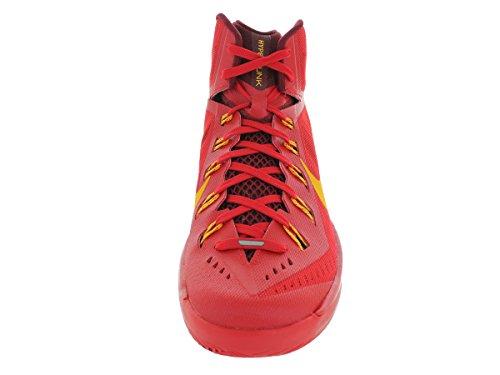 Nike Hyperdunk 2014, Zapatillas de Baloncesto para Hombre University Red/University Gold/Team Red/Yellow