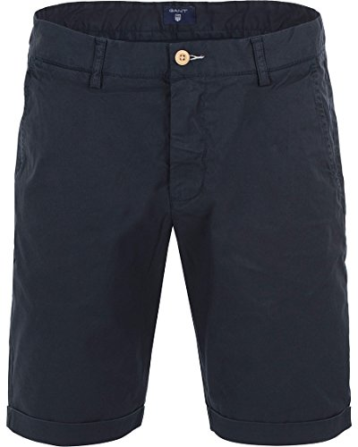 GANT Regular Summer Mens Shorts Evening Blue 38 by GANT