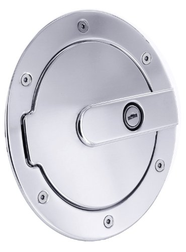 - All Sales 6070PL Billet Aluminium Fuel Door