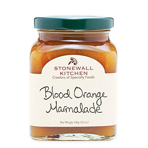 Stonewall Kitchen Marmalade, Blood Orange, 12 Ounce