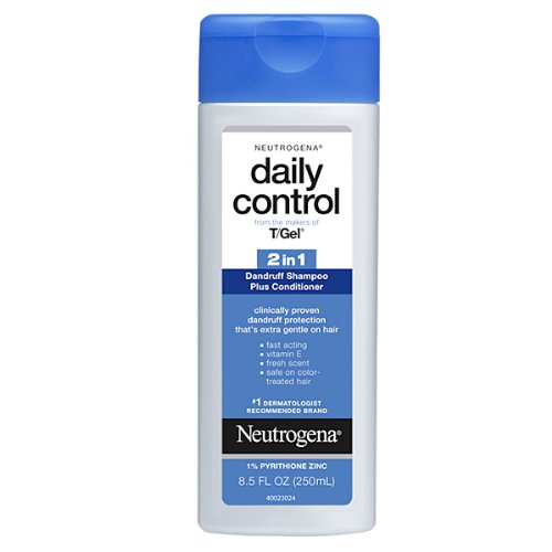 Neutrogena T/Gel Daily Control Dandruff Shampoo Plus Conditioner - 8.5 oz - 2 pk