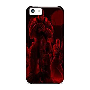 MMZ DIY PHONE CASEiphone 6 4.7 inch DHC7135VXbb Support Personal Customs High Resolution Gears Of War 3 Image Shock Absorption Hard Phone Cover -JacquieWasylnuk