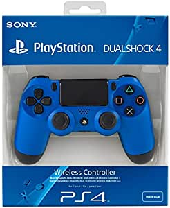 Sony Playstation 4 DualShock 4 Wireless Controller - Blue