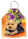 Caroline's Treasures SS8297APRON Norwich Terrier Apron, Large, Multicolor
