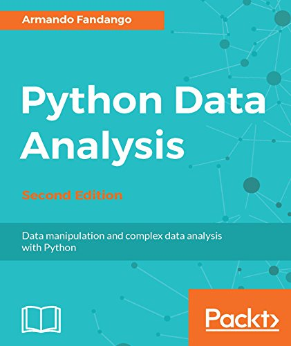 Python Data Analysis, 2nd Edition Front Cover
