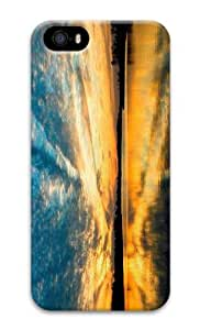 iPhone 5 3D Hard Case Beautiful Riverscape