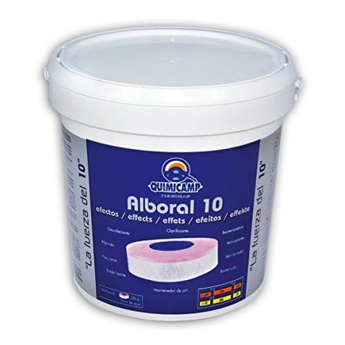 412swd1lKfL. SS500 Producto clorado de disolución rápida Para tratamientos de arranque, choque o cuando se desee una cloración rápida del agua de la piscina Granulado blanco. cloro 55% - 60%