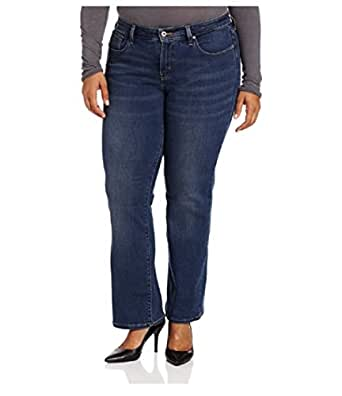 Levi's Women's Plus-Size 512 Boot Cut Jean (20 SHORT, Daylight)
