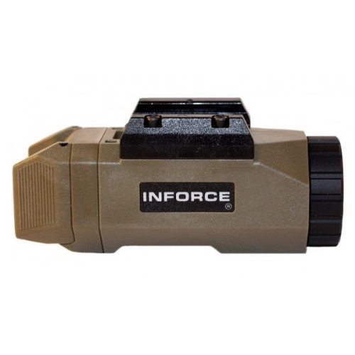 INFORCE-White-LED-200-lm-APL-Auto-Pistol-Light