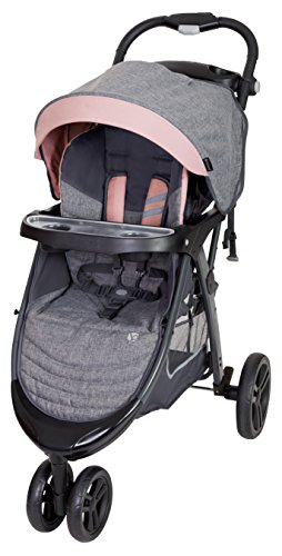 Baby Trend Skyline 35 Travel System, Starlight Pink by Baby Trend