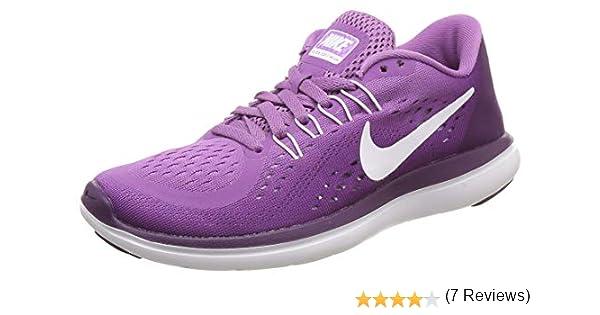 Nike Flex 2017 RN, Zapatillas de Running para Mujer, Morado ...