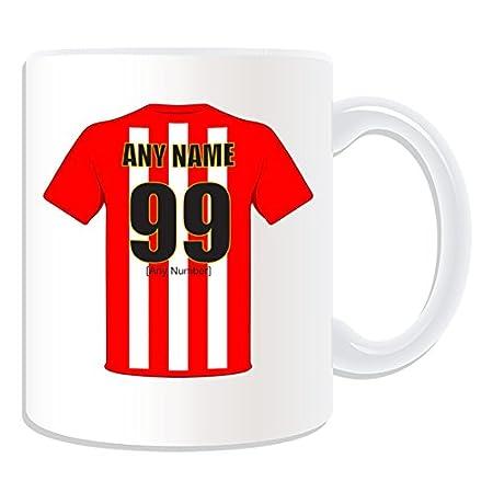 De regalo con mensaje personalizado - taza de desayuno United ...