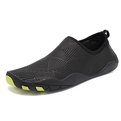 CIOR Water Shoes Men Women Aqua Shoes Barefoot Quick-Dry Swim Shoes with 14...