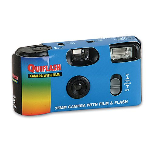 Disposable Camera W/Flash Case 1 Pack by DDI