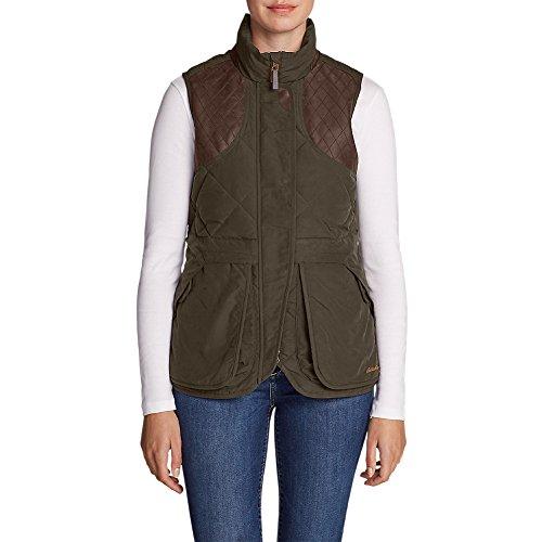 Alpine Vest (Eddie Bauer Women's 1936 Skyliner Model Hunting Vest, Alpine Green M)