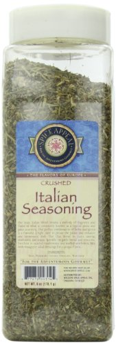 Spice Appeal Italian Seasoning Crushed, 6-Ounce Jars (Pack of 3)