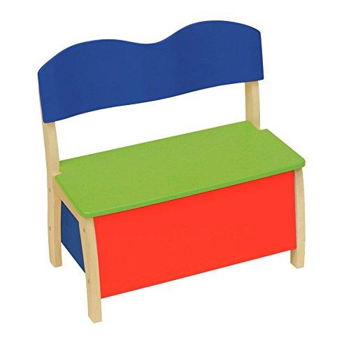 Roba 50768 Panca per Bambini, Multicolore B000TQDZPW