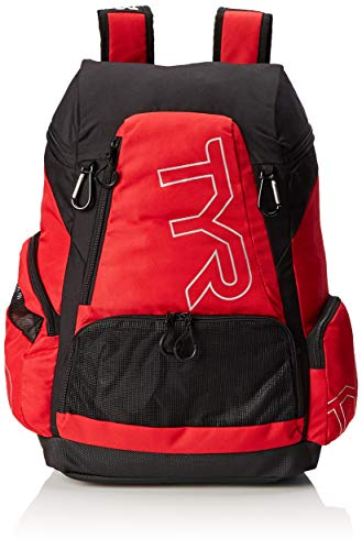 TYR Alliance Backpack, Red/Black, 45 L
