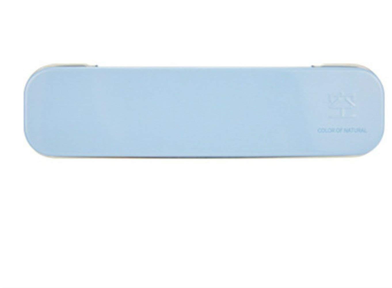 HUAIX Home Schreibwaren Zubehör Federmäppchen Einfache Metall Metall Metall Kind Student Kollisionsvermeidung Stift Box Federtaschen B07MF1TDTJ | Kostengünstiger  c9c1b0