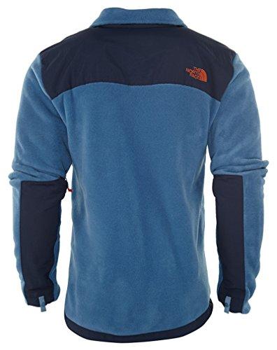 The North Face Men's Denali Jacket, Recycled Moonlight Cosmic Blue, 2XL Black Fleece Denali Jacket