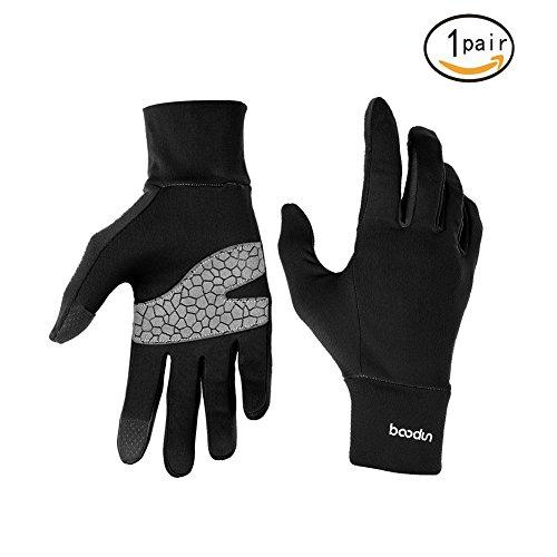 Winter Non Slip Sensitive Touchscreen Gloves for Men and Women,Thermal Gloves for...