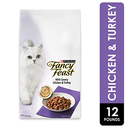 dry cat food chicken - 2