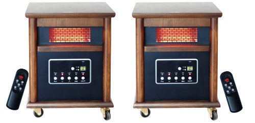 500 watt infrared heater - 3