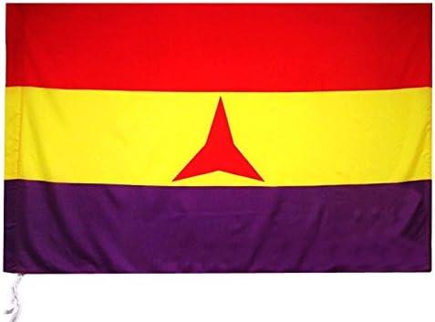 Desconocido Bandera Republicana Republica ESPAÑOLA BRIGADAS ...