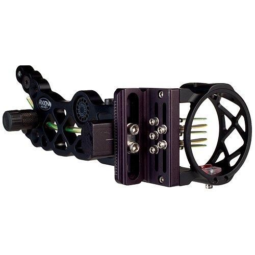Axion GLX 3 Pin Gridlock Sight, 0.019-Inch, Black