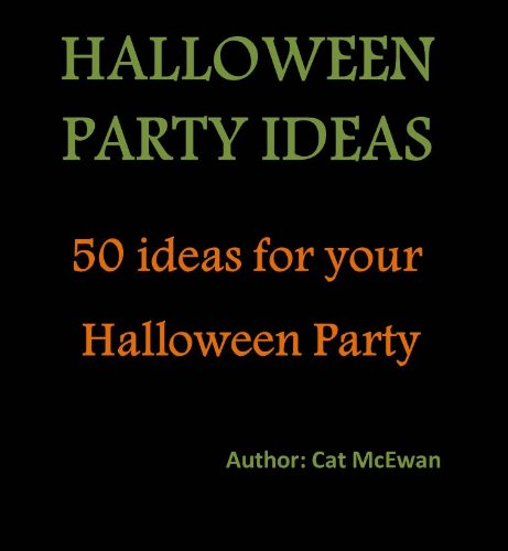 50 ideas for your Halloween Party -