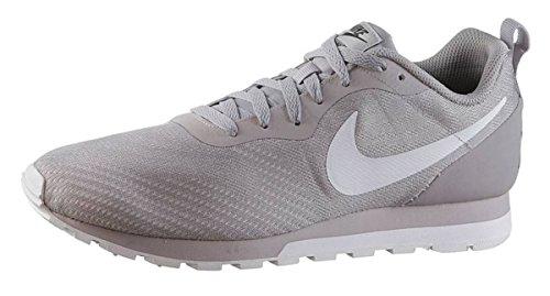 Nike MD Runner 2 ENG Mesh, Sneaker Uomo Grigio (Atmosphere Grey/Whit 006)