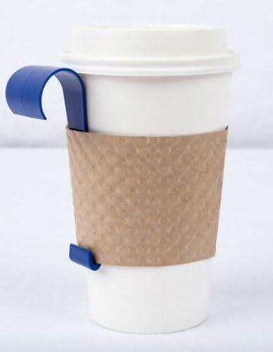 Cobalt Blue - Portable Cup Holder by JavaHook/® JavaHook/® 3 Pack JavaHook® 4350409273