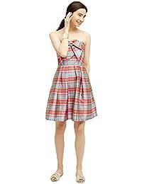 Vera Dress, Ribboned Plaid, 2