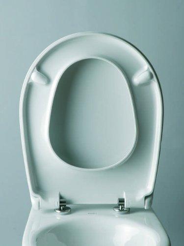 Sanifri Dilos WC-Sitz 470011119 weiß, Soft-Close abnehmbar