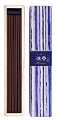 Nippon Kodo Kayuragi Japanese Incense Sticks - Aloeswood 40 Sticks