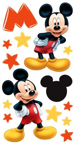 Disney's Mickey Mouse Large Essentials Embellishment by (Sandylion Mickey Mouse)