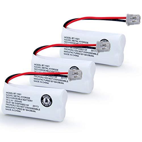 uniden battery bt 1021 - 8