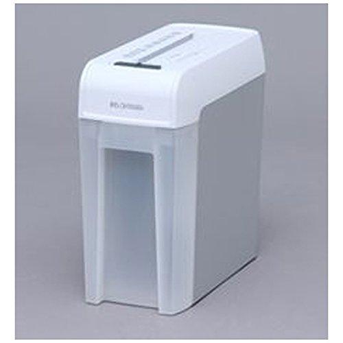 アイリスオーヤマ クロスカットシュレッダー (A4/CDDVDカードカット対応) KP5HCS(ホワイト) B01IHI3L7U